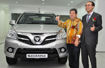 Bison Savanna Official Launching Malaysia& Bison Flagship Opening